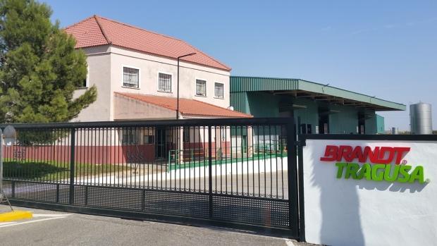 Instalaciones de la empresa en Carmona/ABC