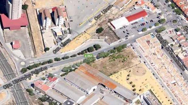 Imagen aérea de algunas de las zonas afectadas por el nuevo PGOU