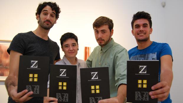 Los jóvenes creadores de la revista