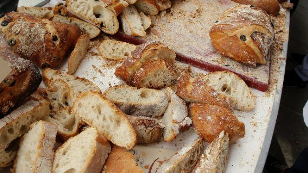 El pan es el principal protagonista este fin de semana en Valle de Abdalajís