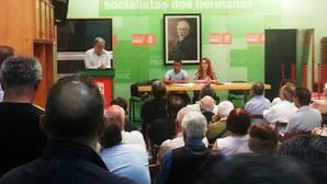 El PSOE Dos Hermanas pide a la gestora que consulte con las bases la política de pactos