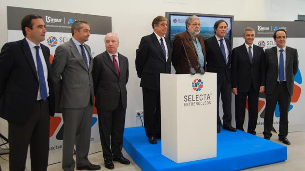 Inauguración de la oficina de ventas de Selecta Entrenúcleos