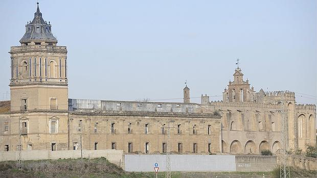 El monasterio es Bien de Interés Cultural-JESÚS SPÍNOLA