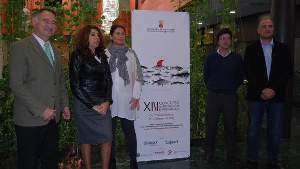 Presentación del Concurso de Proyectos Empresariales
