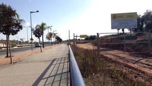 La ciudad de las rotondas quiere un enlace de trébol en el acceso a la SE-40