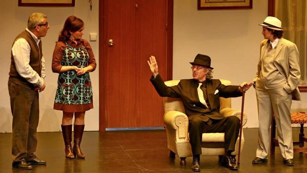Imagen de archivo del grupo de teatro La Esperanza / ABC