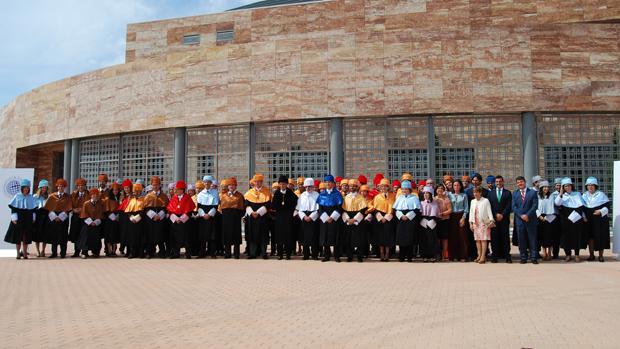 Inauguración del curso académico en Entrenúcleos