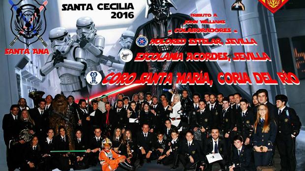 Concierto de la banda Santa Ana