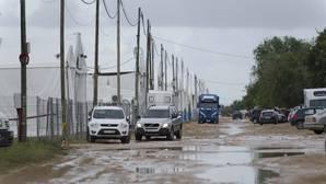 Las hermandades pagarán hasta un 135 por cien más por la ocupación de terrenos durante la próxima romería
