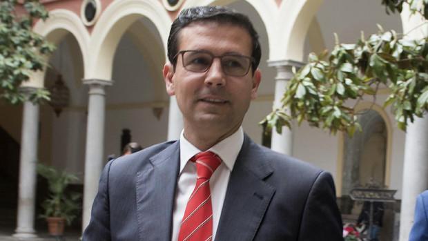 El alcalde de Granada, Francisco Cuenca. / EFE
