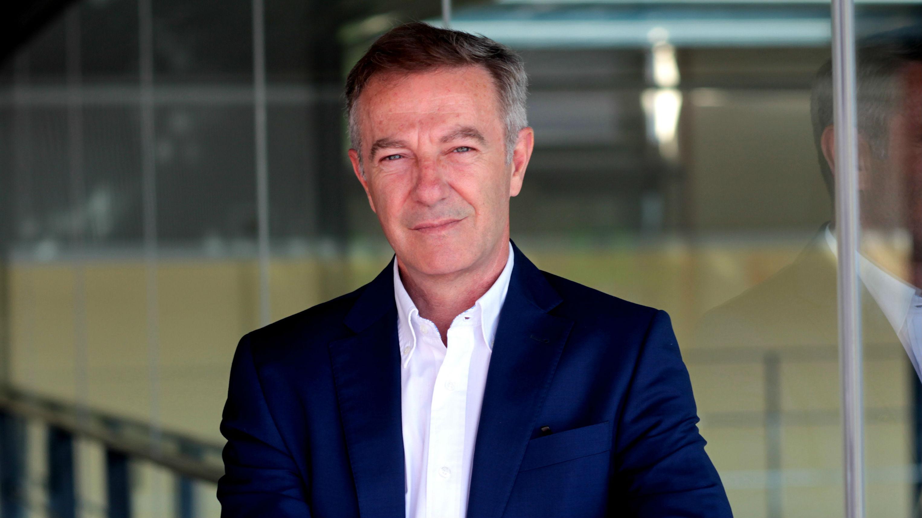 José Guirao Cabrera, director de la fundación Montemadrid.