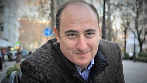 El edil Juan García Montero aspira a presidir el PP de Granada.