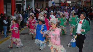 El pregón del humorista Ismael Lemais y otros detalles del Carnaval de Dos Hermanas