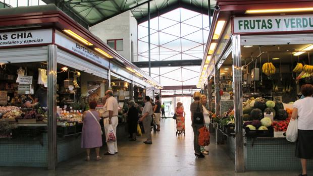 Mercado de abastos de Dos Hermanas