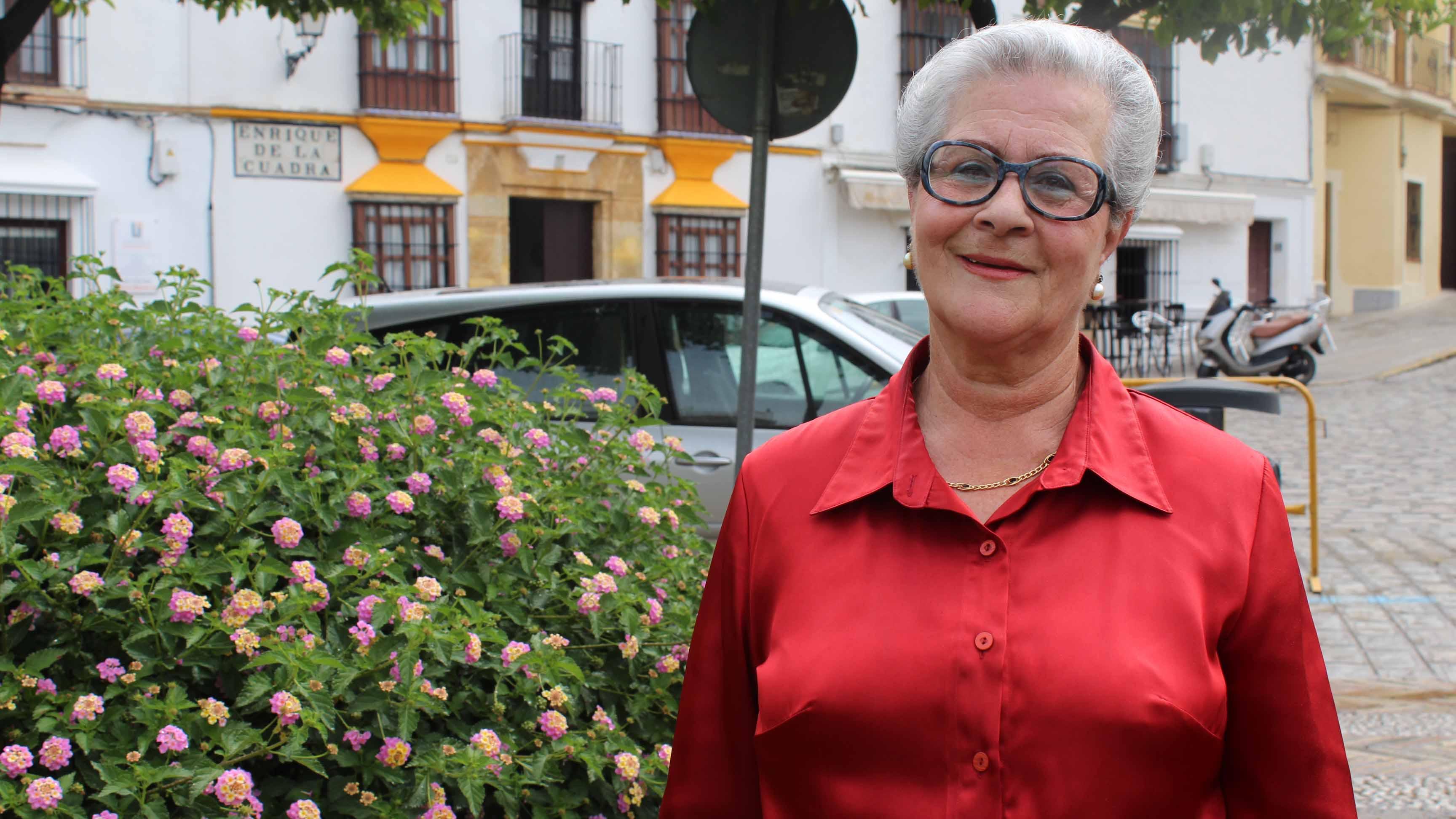 La utrerana Pepa Amores comenzó a trabajar en la aceituna con solo 14 años
