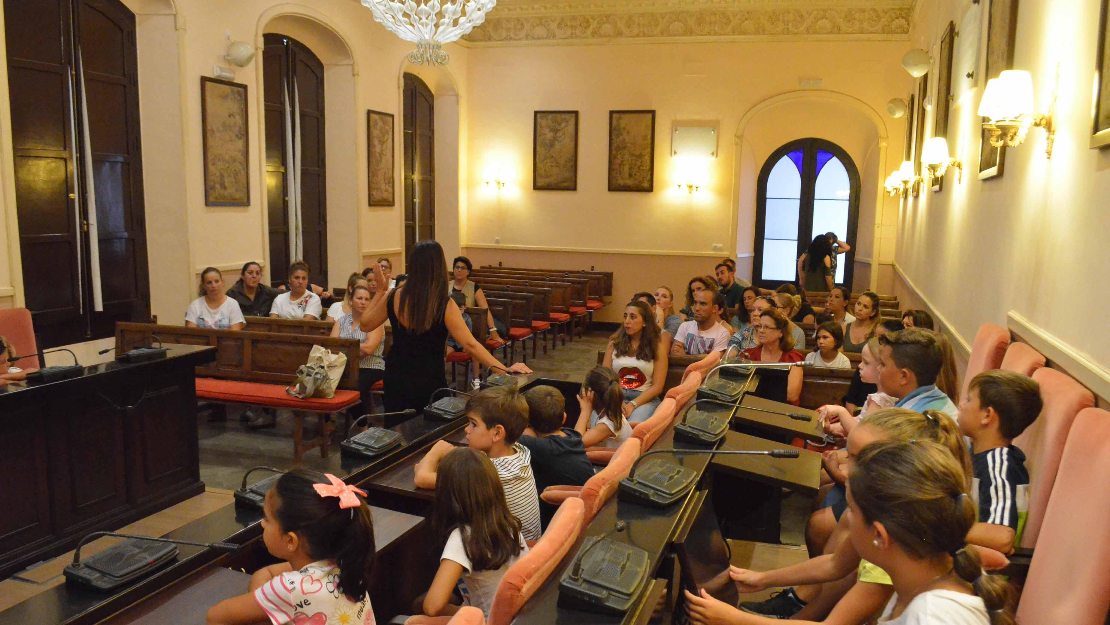 Los padres de los alumnos pidieron ayuda al Ayuntamiento de Utrera