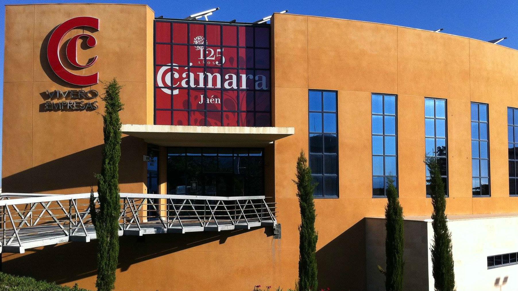 Sede de la Cámara Oficial de Comercio e Industria de Jaén