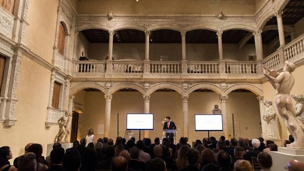 Presentación de la Marca Macael en el Museo Metropolitano de Nueva York