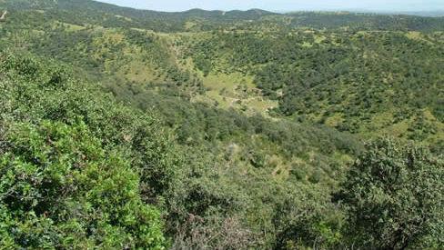Marmolejo cuenta con enclaves naturales de gran valor paisajístico