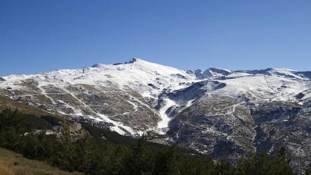 Muchos indicadores revelan el impacto del cambio climático en Sierra Nevada, Granada.