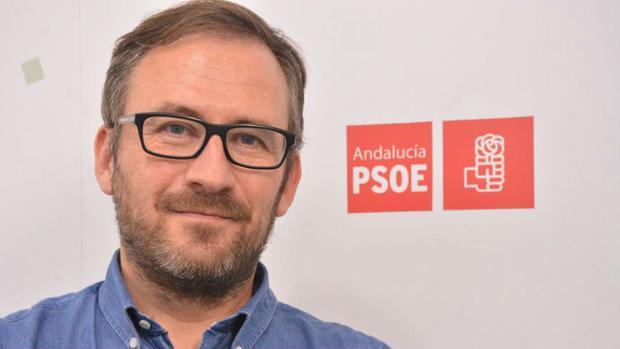 Francisco José Sánchez, candidato a la secretaría general del PSOE de Jaén