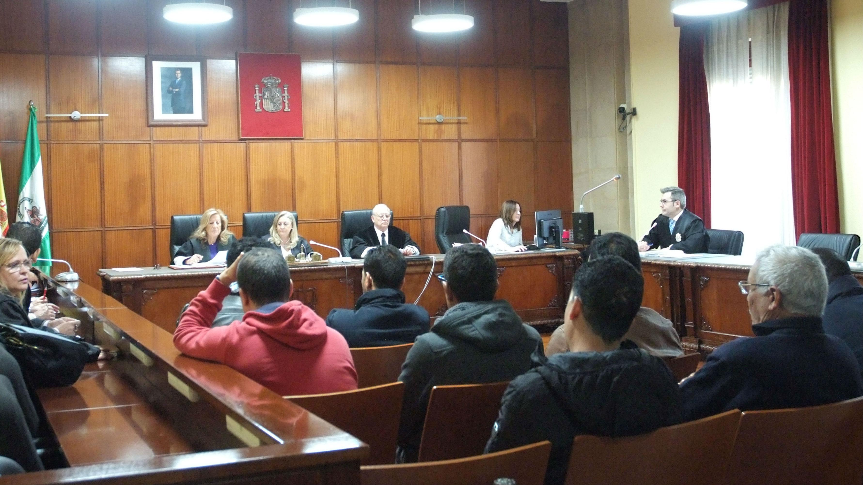 El juicio se ha celebrado en la Audiencia de Jaén