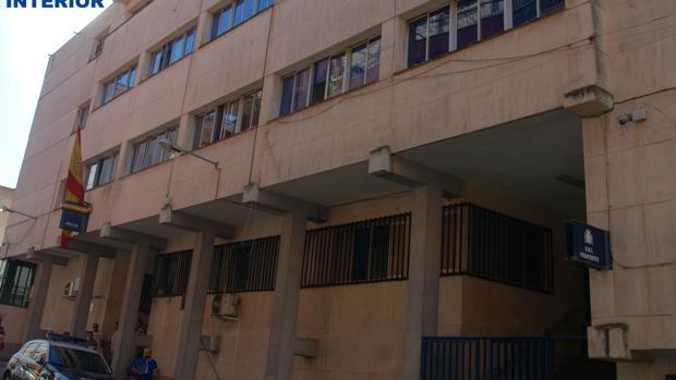 Comisaría de la Policía Nacional en Linares