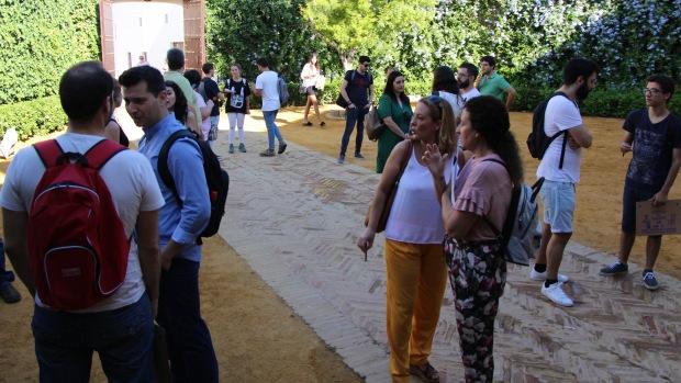 Los cursos de verano de la Olavide tienen lugar en el Palacio de los Briones de Carmona