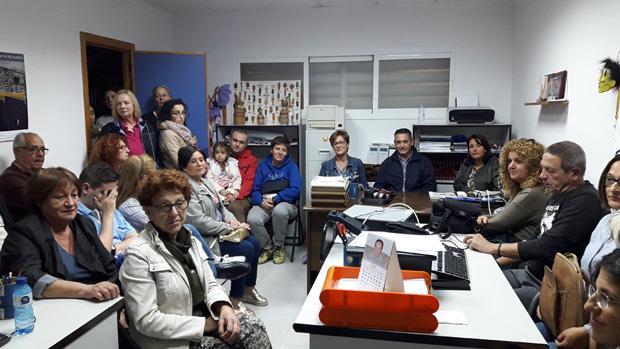 Reunión de vecinos de Costacabana