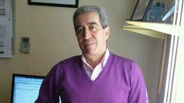 Francisco Javier Gómez Sevilla, ex alcalde socialista de Huesa.