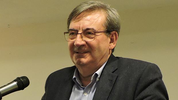 Martínez tras su nombramiento anoche en Almería