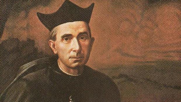 Imagen del padre Arnáiz