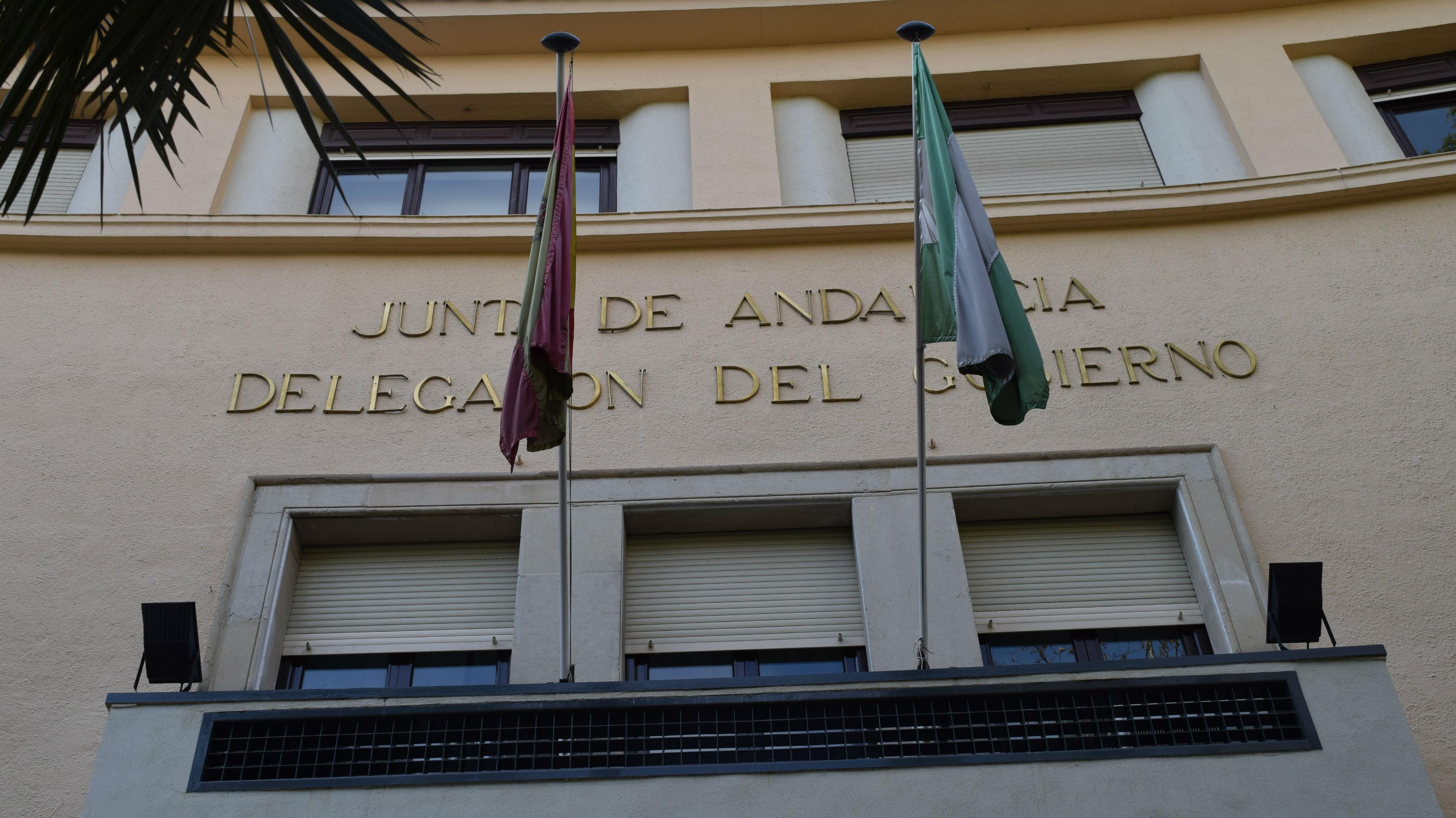 Sede de la Delegación del Gobierno de la Junta de Andalucía en Jaén