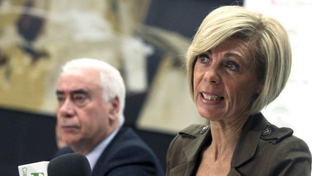 La consejera delegada de Cetursa, María José López.