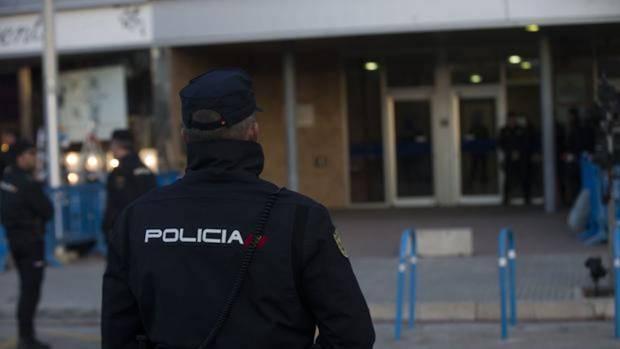 El joven ha sido detenido por la Policía Nacional