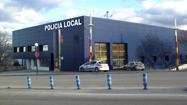 Sede de la Policía Local en Jaén