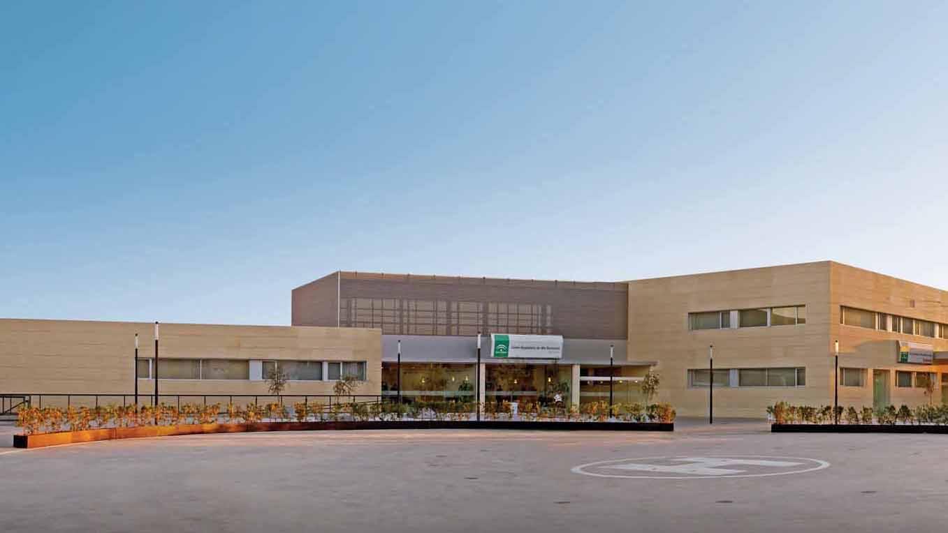 El Hospital de Utrera atiende a unas 70.000 personas