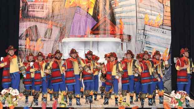 El Teatro Cerezo es el escenario del prestigioso concurso de Carmona