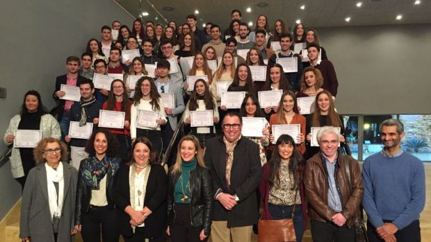 Un total de 69 alumnos se han beneficiado de la iniciativa