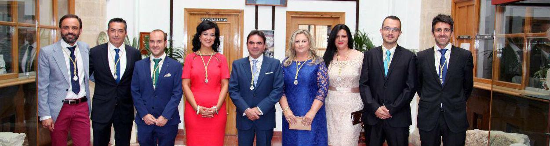 El alcalde y los concejales del equipo de gobierno forman parte ya del grupo de no adscritos