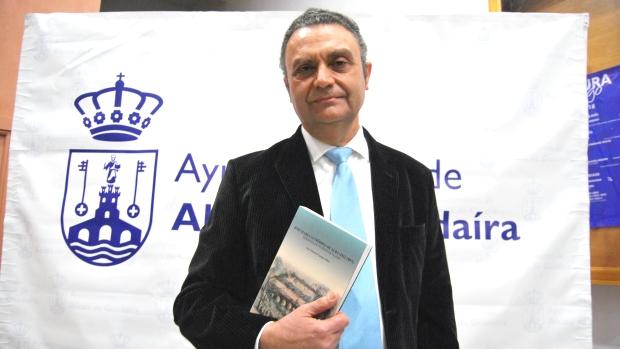 José Manuel Campos ha realizado un arduo trabajo de investigación sobre la figua de Gutiérrez de Alba