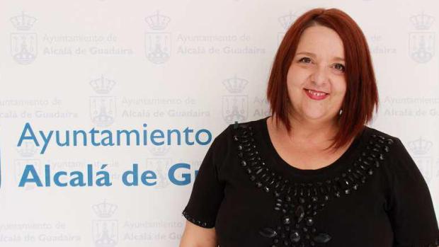 María Jesús Campos ha ejercido como delegada de Educación