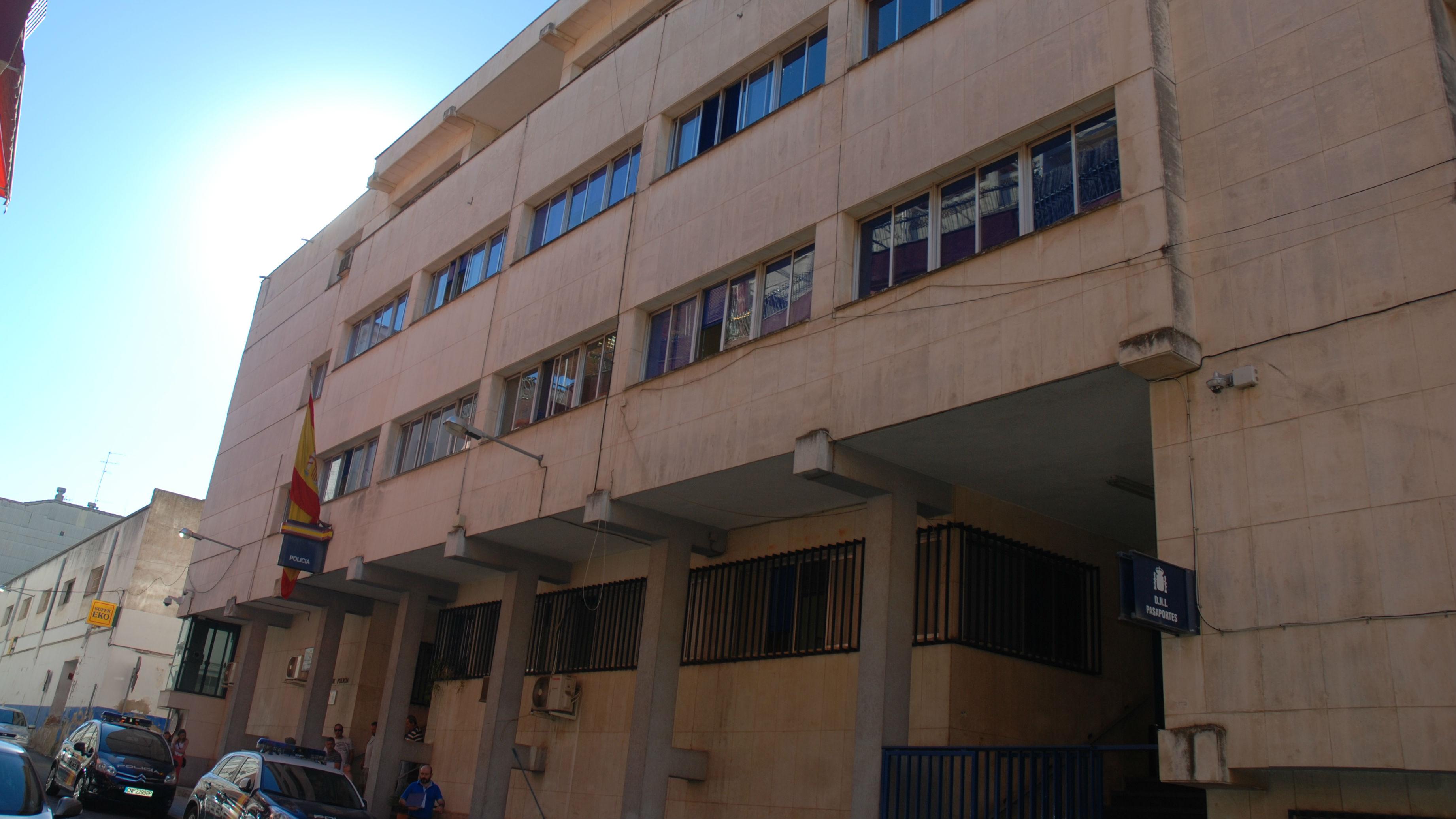 El arresto ha sido llevado a cabo por agentes de la Comisaría de Linares
