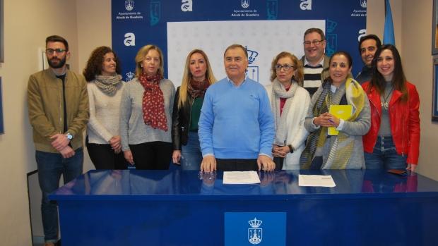 Los representantes de la oposición han hecho una declaración conjunta sobre la situación de la ciudad