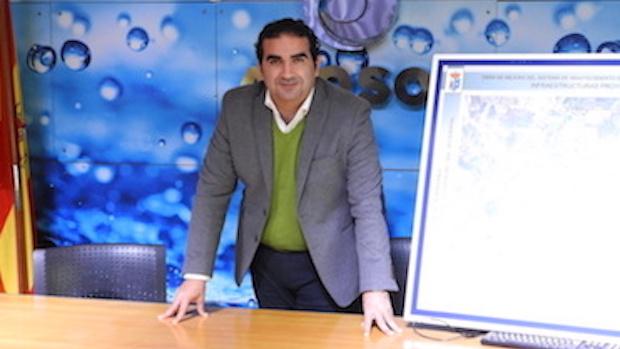 Manuel Cardeña, concejal de Playas de Marbella
