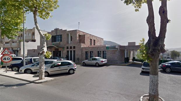 La víctima fue atendida en el centro de salud de Berja