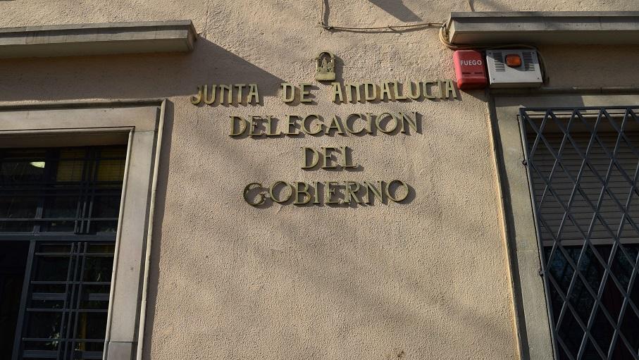 Sede de la Delegación del Gobierno de la Junta de Andalucía