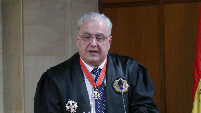 Rafael Morales Morales Ortega, nuevo presidente de la Audiencia Provincial de Jaén