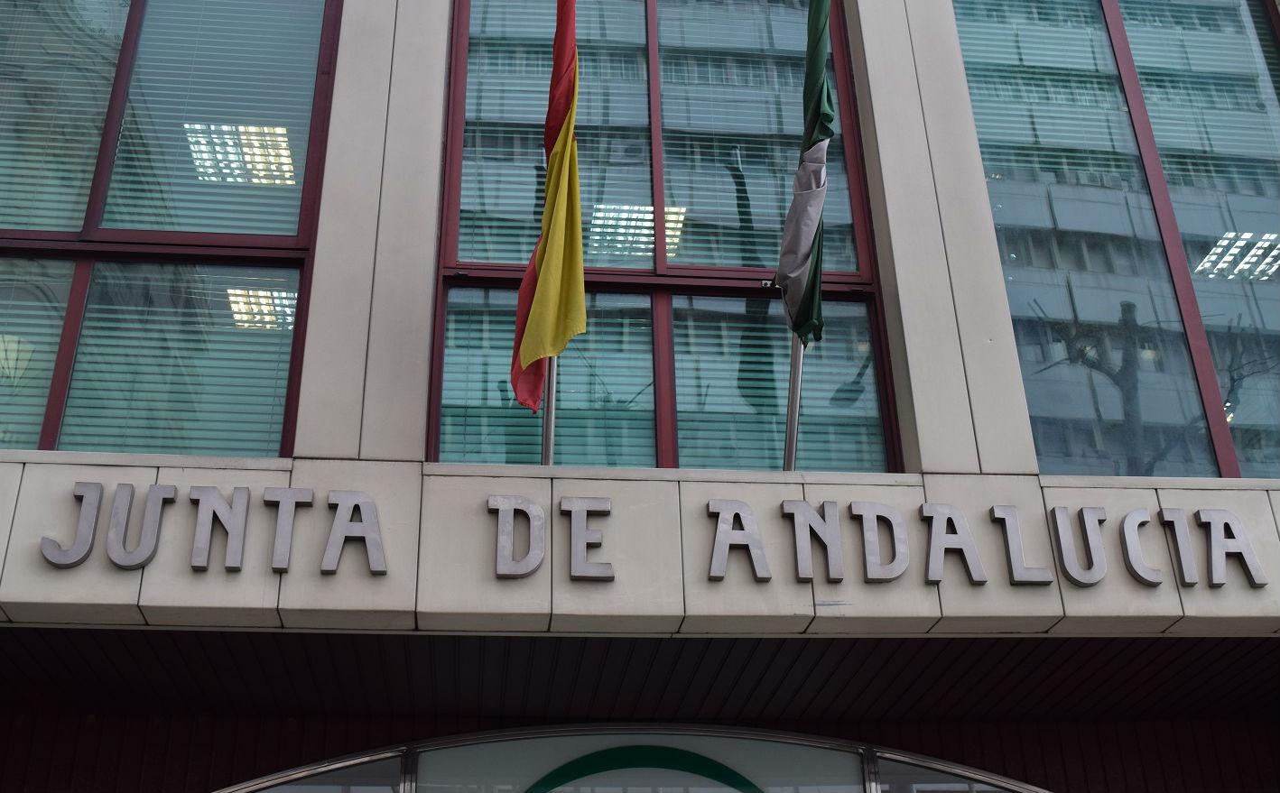 Sede de varias delegaciones de la Junta de Andalucía en Jaén