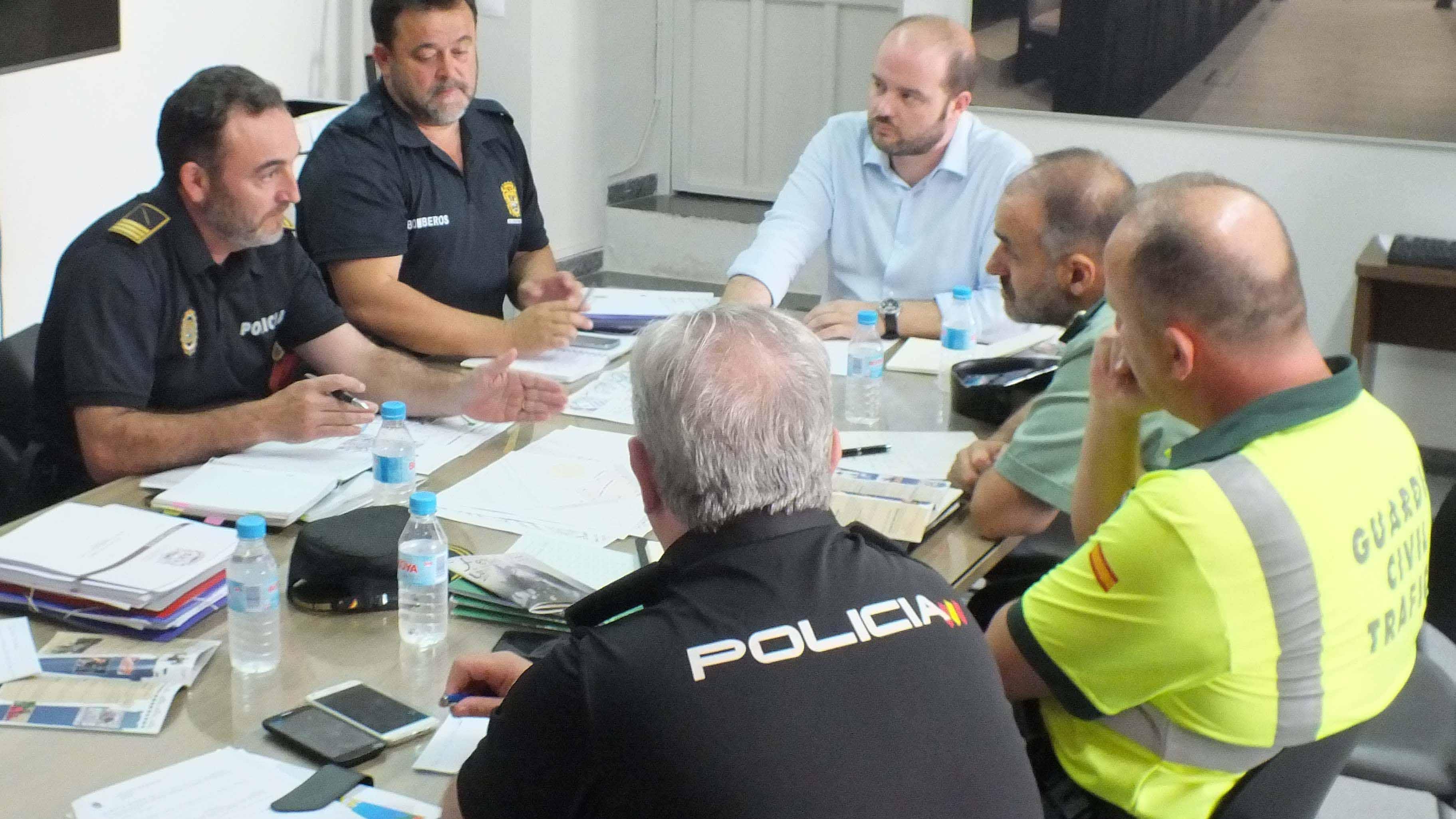 En 2017 se cometieron en Utrera un total de 2.153 delitos